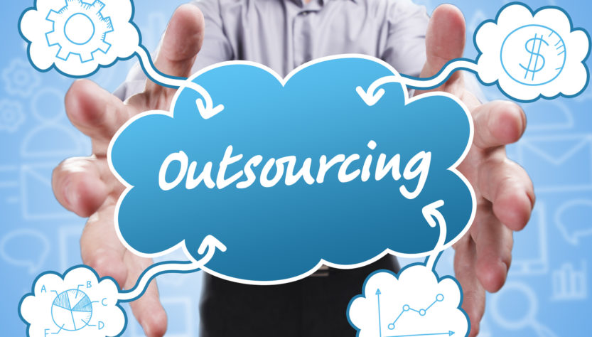 The Evolution of Outsourcing Industry in The Past Few Years