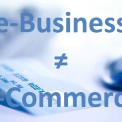 Why is E- business Important In The Present Days?